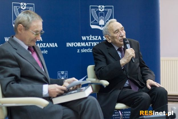 Aktualności Rzeszów | Tadeusz Mazowiecki gościł w WSIiZ