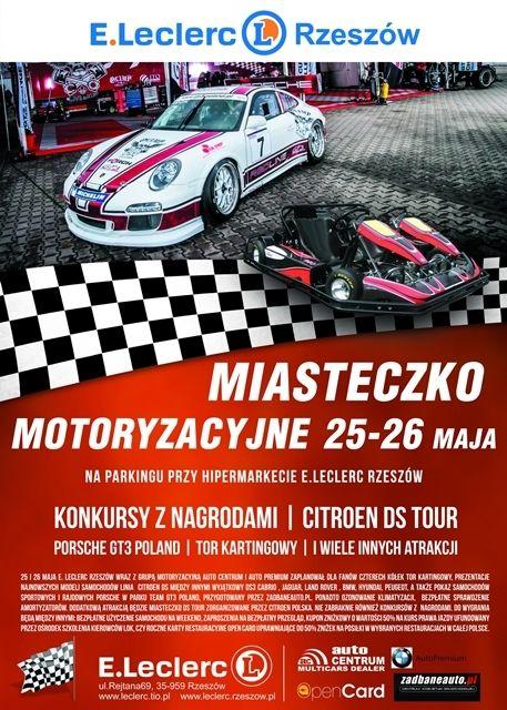 Aktualności Rzeszów | Weekend motoryzacyjny w Rzeszowie