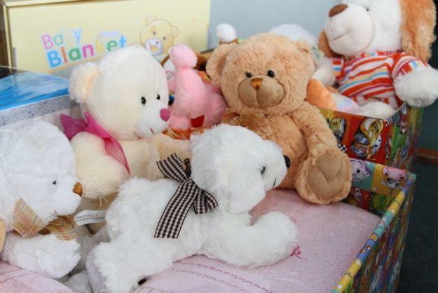 Aktualności Podkarpacie | Wojewoda podarowała prezenty dla dzieci z Hospicjum