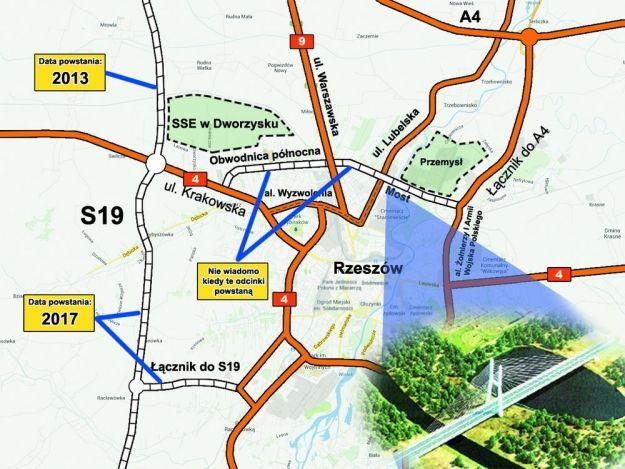 Aktualności Rzeszów | Most nad Wisłokiem to nie wszystko