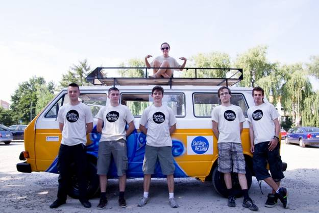 Aktualności Rzeszów | 25-letnim volkswagenem dookoła Europy