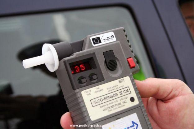 Aktualności Podkarpacie | 44-letni kierowca miał ponad 4 promile