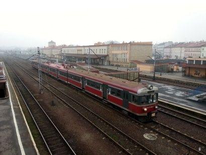 Aktualności Rzeszów | Pociągi wracają na trasę do Strzyżowa