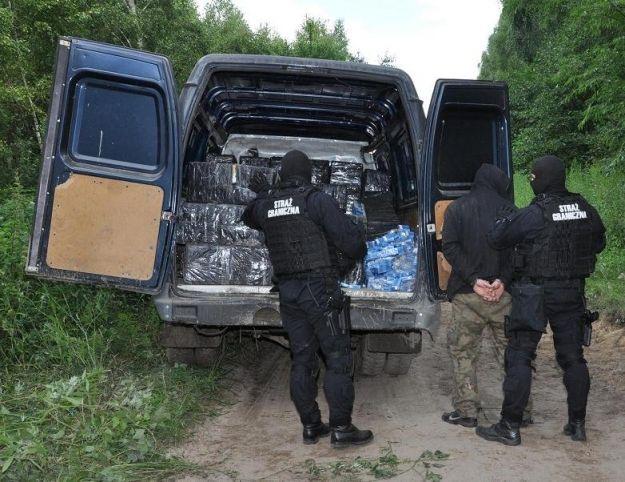 Aktualności Podkarpacie | Straż Graniczna rozbiła grupę przestępczą