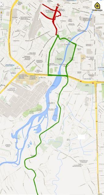 Aktualności Rzeszów | Tour de Pologne: Utrudnienia w ruchu (MAPKA)