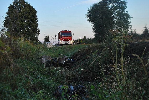 Aktualności Podkarpacie | Czołowe zderzenie motocyklisty z autobusem