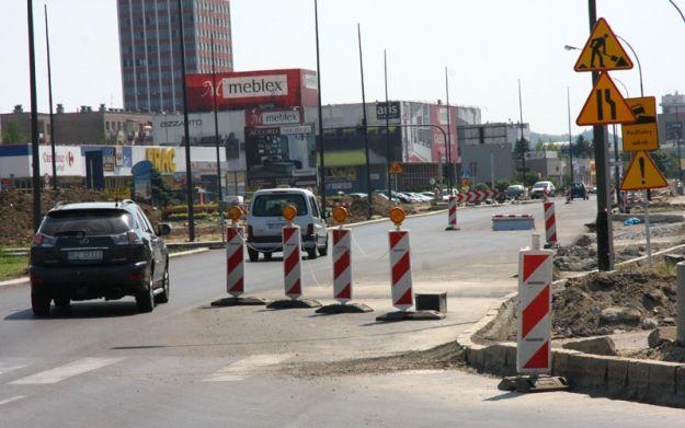 Aktualności Rzeszów | Koniec remontu al. Rejtana dopiero w październiku