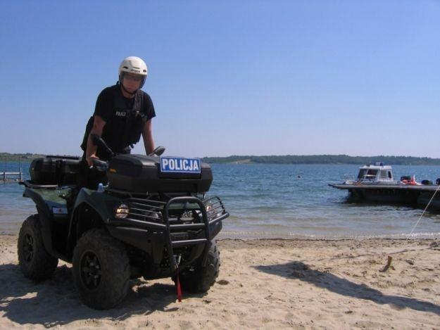 Aktualności Podkarpacie | Nowe quady w podkarpackiej Policji