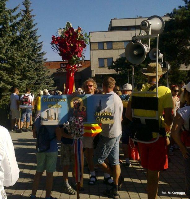 Aktualności Podkarpacie | Pielgrzymi zmierzają do Częstochowy
