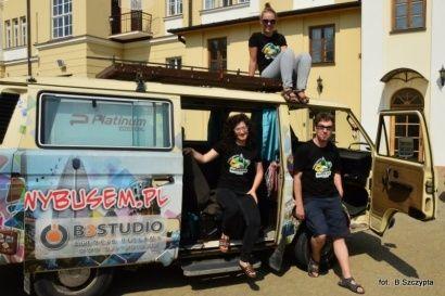 Aktualności Rzeszów | Starym busem do Skandynawii