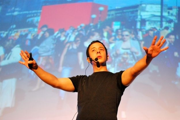Aktualności Rzeszów | FOTO. Światowe sławy Internetu w rzeszowskiej uczelni