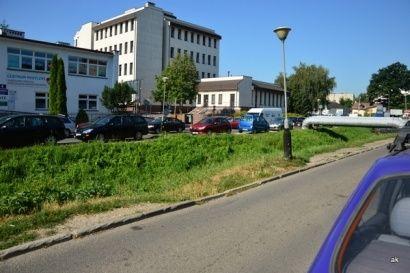 Aktualności Rzeszów | Ruszają prace przy parkingu obok ZUS