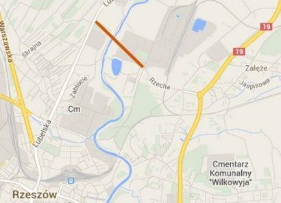 Aktualności Rzeszów | Będzie nowa droga i most w Rzeszowie