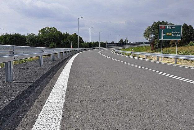 Aktualności Podkarpacie | 4 km odcinek obwodnicy Leżajska już oddany