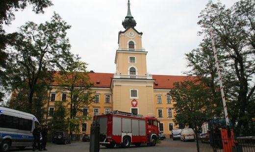 Aktualności Rzeszów | Alarm bombowy w zamku Lubomirskich