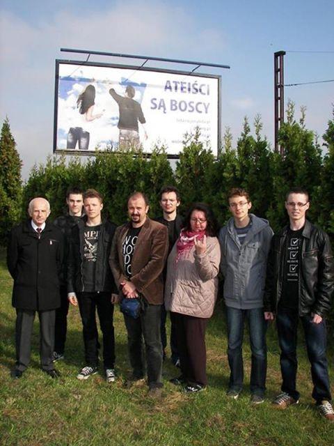 Aktualności Rzeszów | Ateiści chcą pokazać, że oni również istnieją