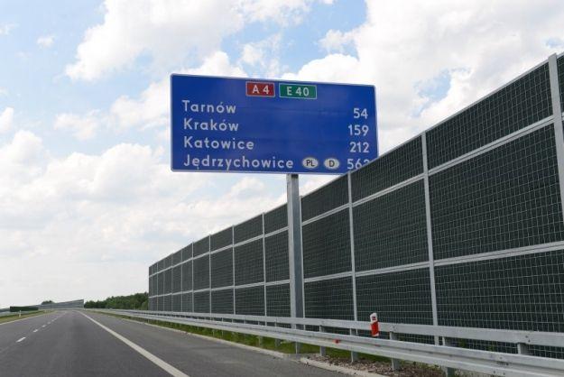 Aktualności Rzeszów | A4 do Dębicy otwarta