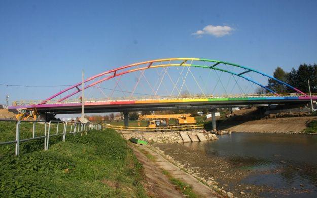 Aktualności Rzeszów | Oświetlenie na moście Narutowicza