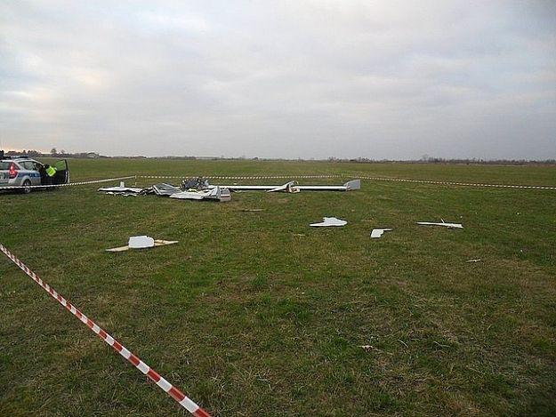 Aktualności Podkarpacie | W Turbii zginął pilot szybowca
