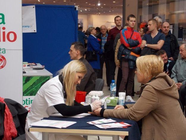 Aktualności Rzeszów | Ponad 100 osób skorzystało z bezpłatnych badań serca