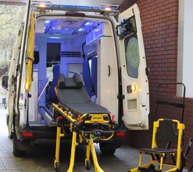 Aktualności Podkarpacie | Szpital w Nisku ma nową karetkę