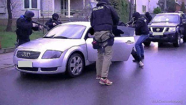 Aktualności Podkarpacie | CBŚ rozbiło grupę przestępczą