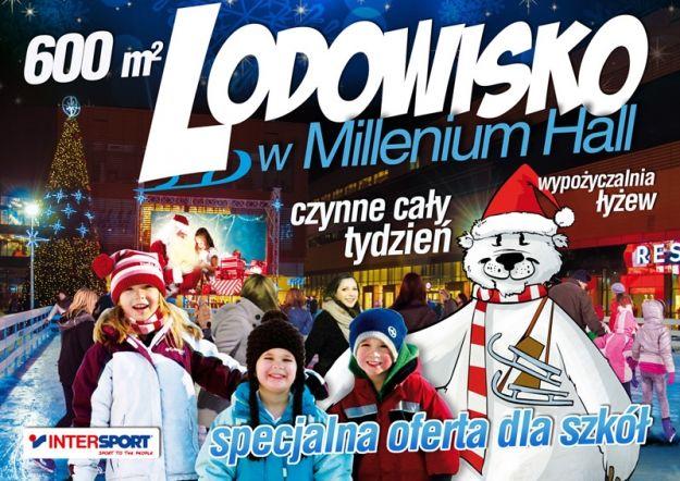 Aktualności Rzeszów | Otwarcie lodowiska na placu eventowym