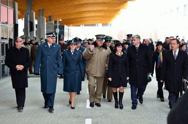 Aktualności Podkarpacie | Przejście graniczne w Budomierzu otwarte