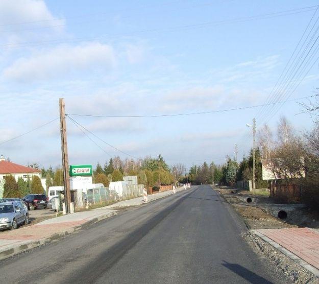 Aktualności Podkarpacie | Droga wojewódzka Stalowa Wola-Olbięcin nabiera kształtów