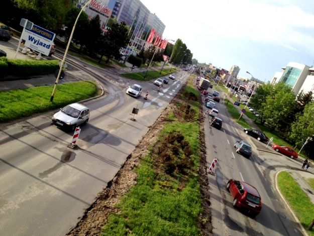Aktualności Rzeszów | Zakończyła się rozbudowa alei Rejtana w Rzeszowie