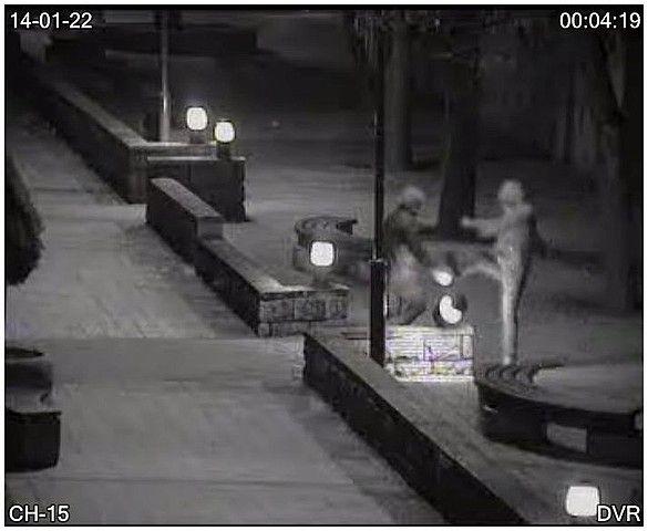 Aktualności Podkarpacie | Jasielska policja zatrzymała wandala
