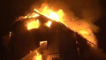 Aktualności Podkarpacie | Trwa wyjaśnianie przyczyn pożaru domu w Lubaczowie
