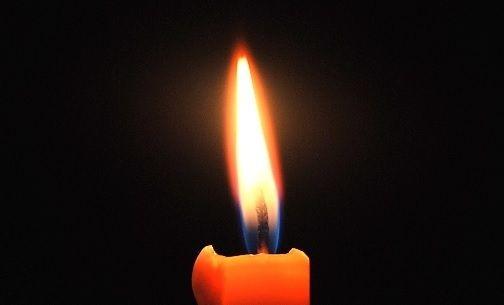 Aktualności Rzeszów | Zapalona świeczka na znak solidarności z Ukrainą