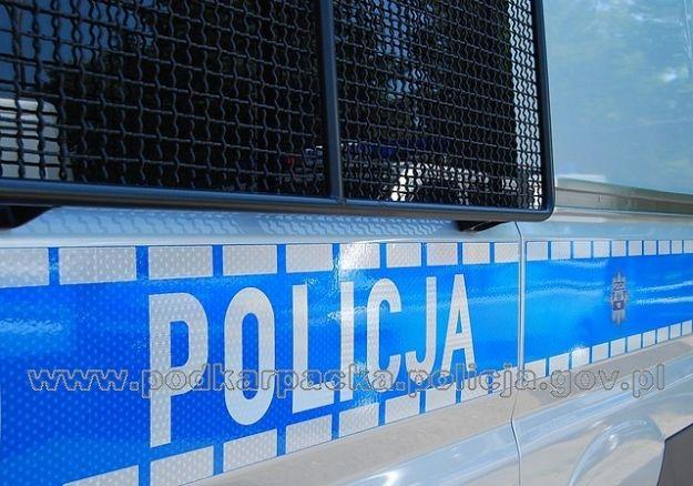 Aktualności Rzeszów | Pijana uszkodziła radiowóz, uciekła z miejsca zdarzenia