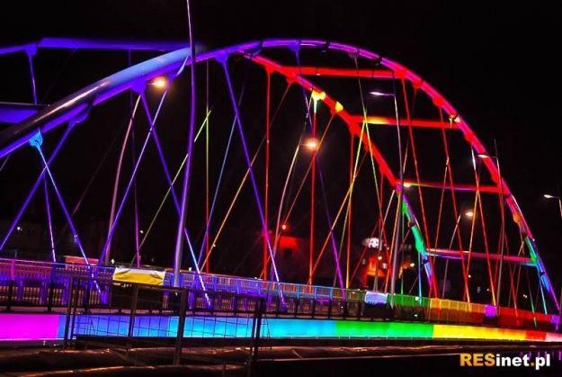 Aktualności Rzeszów | Rzeszów najlepiej oświetlonym miastem