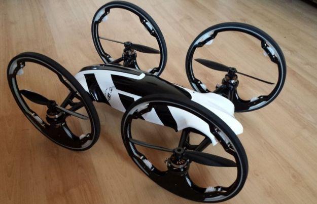 Aktualności Podkarpacie | Przemyślanin skonstruował latające auto