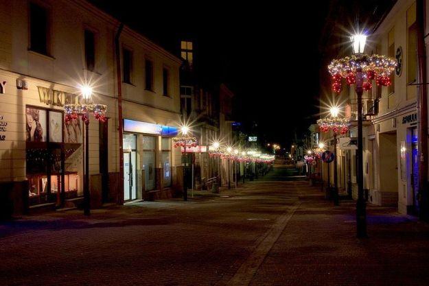 Aktualności Rzeszów | Świąteczne iluminacje tylko na Święta