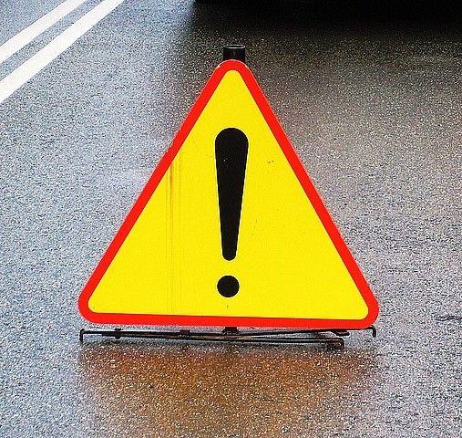 Aktualności Podkarpacie | Wypadek w Klęczanach. Samochód zderzył się z koparką