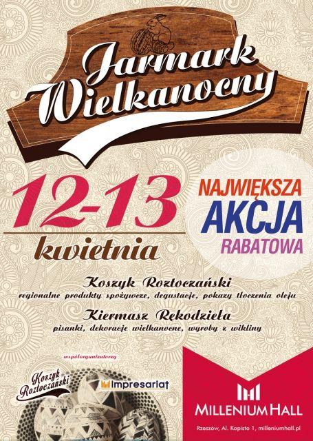 Aktualności Rzeszów | Jarmark Wielkanocny w Millenium Hall