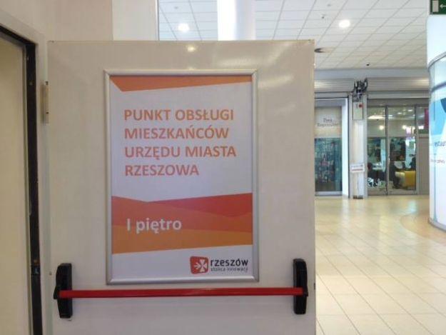 Aktualności Rzeszów | (FOTO) Nowy Punkt Obsługi Mieszkańców Urzędu Miasta