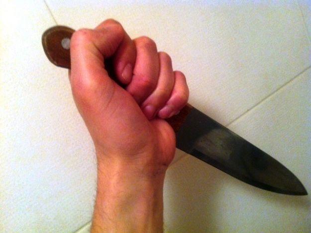 Aktualności Rzeszów | Próbował zabić matkę nożem