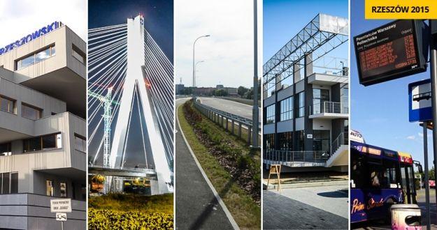 10 największych inwestycji 2015 roku w Rzeszowie - Aktualności Rzeszów - zdj. 1