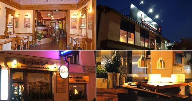 10 najwyżej ocenianych restauracji w Rzeszowie