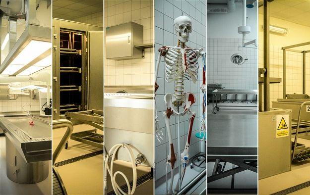 """FOTO. """"Tutaj zmarli uczą żywych"""". Zobacz wnętrza Zakładu Nauk o Człowieku"""