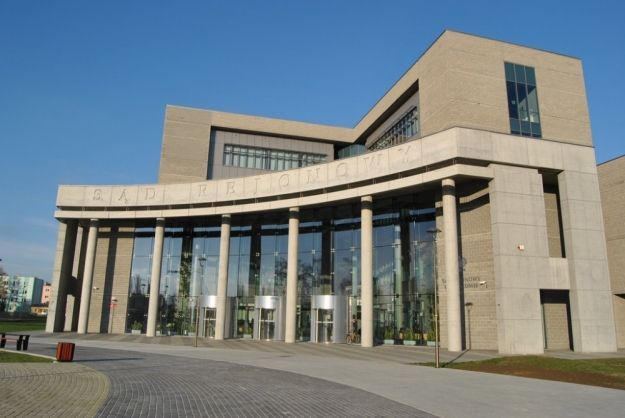 Alarm bombowy w Sądzie Rejonowym - Aktualności Rzeszów