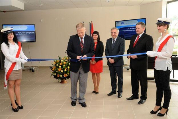 (FOTO) Kolejna inwestycja Uniwersytetu Rzeszowskiego – uroczyste otwarcie  - Aktualności Rzeszów