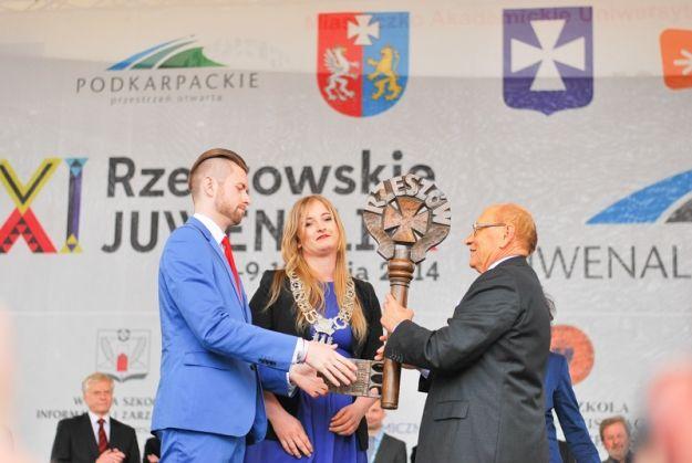 (FOTO) Studenci przejęli miasto!  - Aktualności Rzeszów