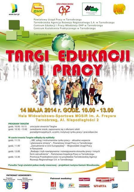 Targi Edukacji i Pracy w Tarnobrzegu - Aktualności Podkarpacie