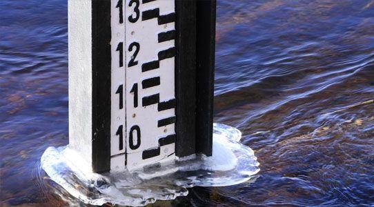 Na Podkarpaciu opady mniejsze. Nie ma zagrożenia powodziowego - Aktualności Podkarpacie