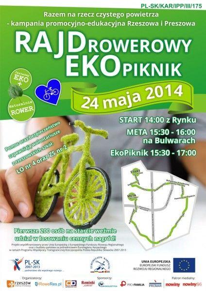 W sobotę startuje Rajd Rowerowy - Aktualności Rzeszów